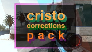 Cristo Corrections Pack (NEW)