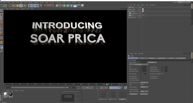 Introducing SoaR Prica (Project Files & Clips)
