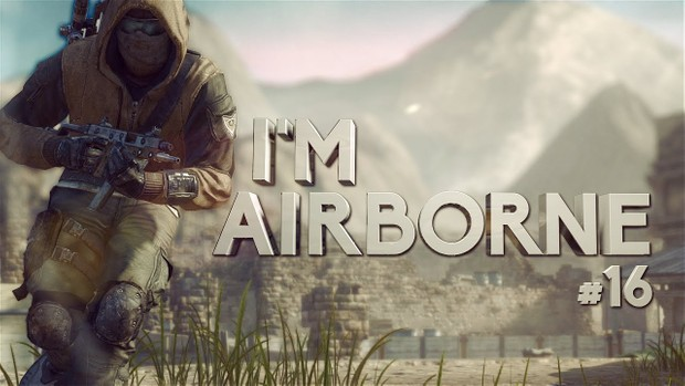 I'm Airborne #16 (AE Project File and Clips)