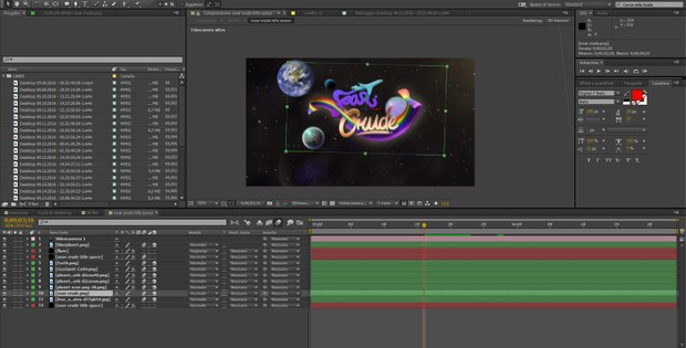 Why you gotta be SoaR Crude (Project file with Overlays and Cinematics)