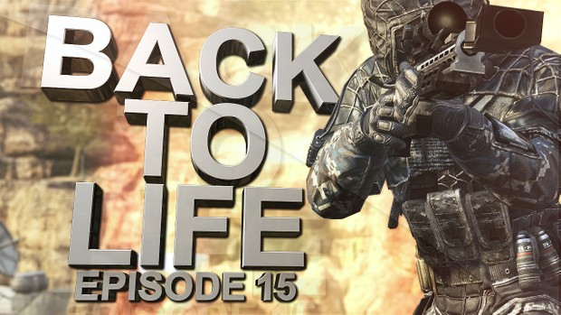 Back to Life #15 ( (Project file and Clips)