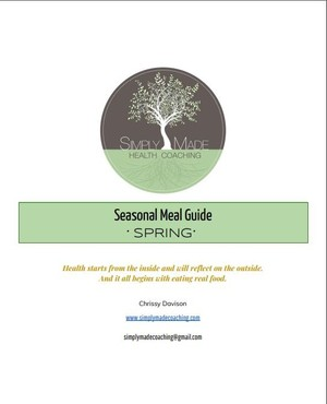 Spring Meal Guide