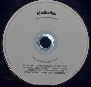 Creative Meditation Binaural MP3 Track