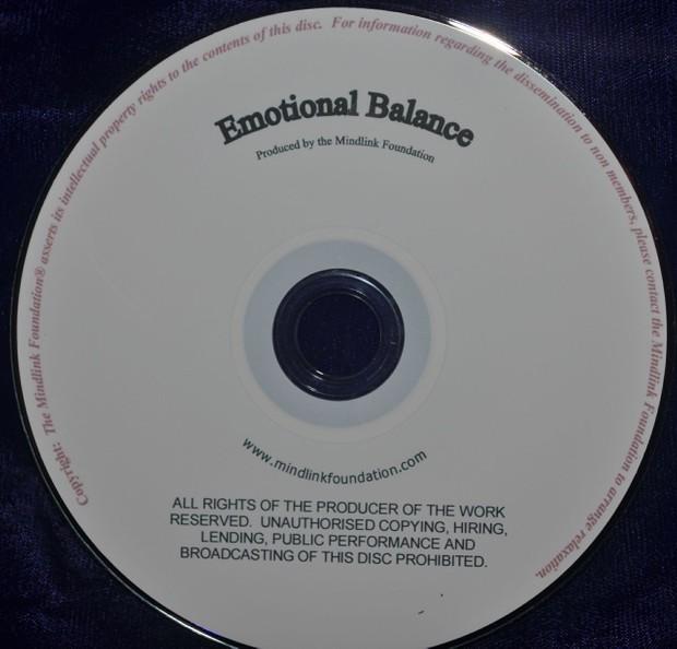 Emotional Balance - Balancing Depression