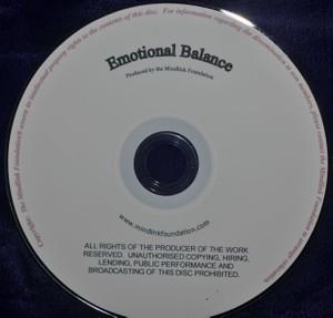 Emotional Balance - Balancing Anxiety
