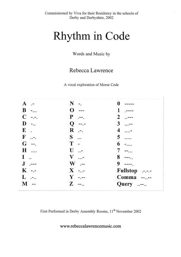 Rhythm in Code