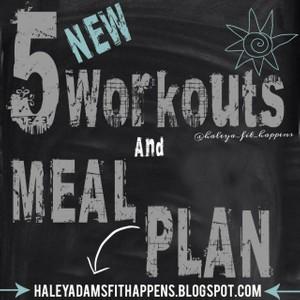 5 Workouts 11/11-11/16