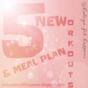 Meal Plan 10/14-10/19