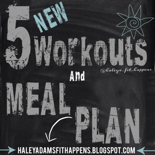 Meal Plan 11/11-11/16