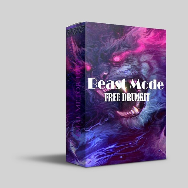 FREE DRUM KIT* BEASTMODE (Drum Kit) | 20 PRESETS - ChukSoundz