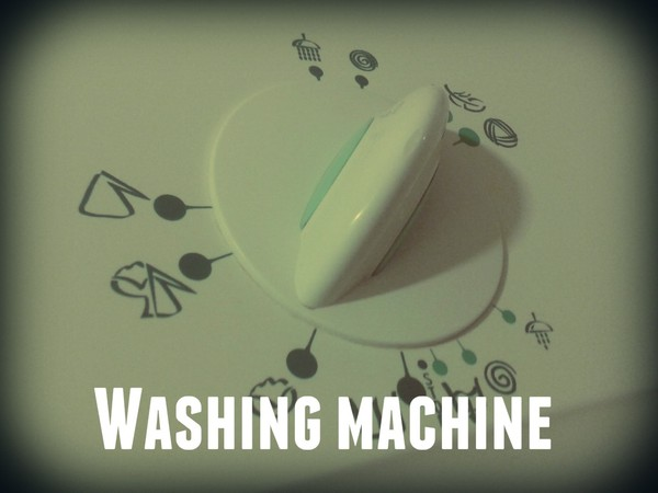 Washing Machine Sound Pack 01