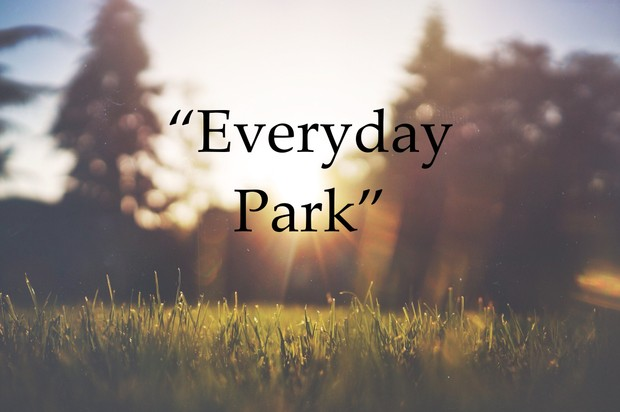 Everyday Park (from Mop Dog) LEAD SHEET