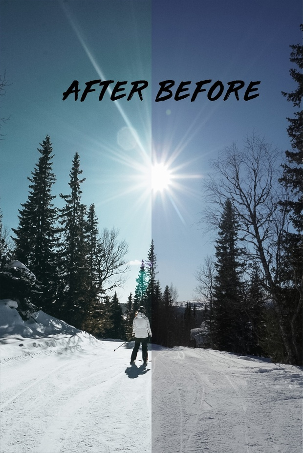 ÅRE WINTER PRESET BY OLLIVVES