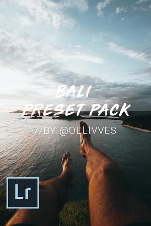 BALI PRESET PACK BY OLLIVVES