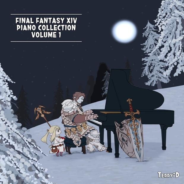 Piano Fantasy - Final Fantasy XIV Piano collection vol. 1