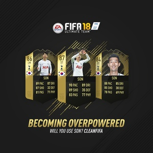FIFA 18 Editable Instagram Template