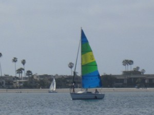 A Sailing Journey in San Diego
