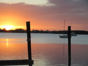Sail into serenity in the mangroves of Key Largo