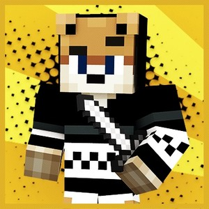 YouTube | Minecraft Character ○ Extruded Avatar