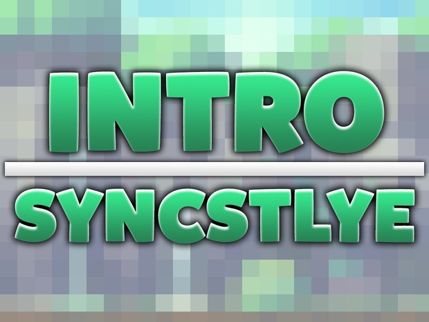 Intro [5€] Syncstyle