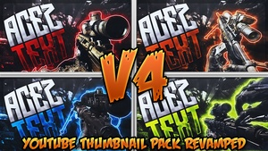 Thumbnail Pack V4 - Revamped Edition