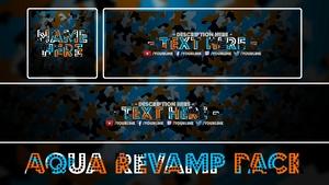 Aqua Splinter - Revamp Pack