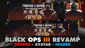 Black Ops III - Revamp Pack