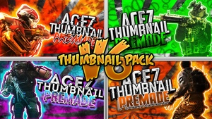 Thumbnail Pack V6 - Soldier Pop-Outs