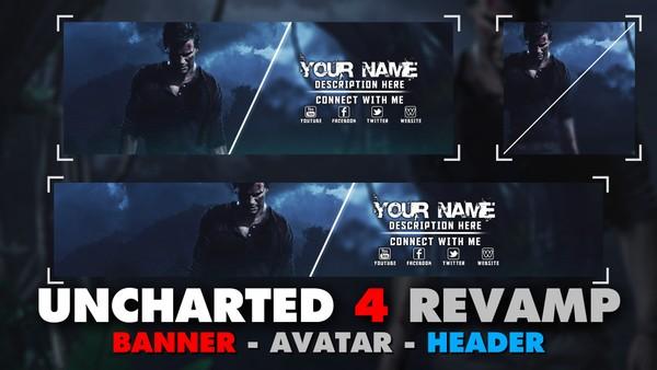 Uncharter 4 - Revamp Pack