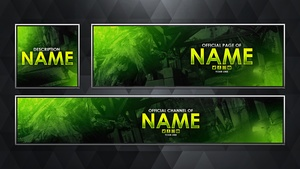 Social Media Revamp Pack - Modern Warfare Remastered Edition - Photoshop Template