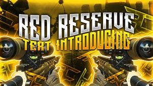 RED Reserve Thumbnail Template Design