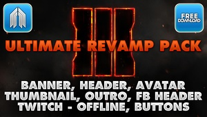 Black Ops III Ultimate Revamp Graphics Pack - By AcezProduction