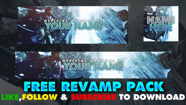 Revamp Pack - Rise of the Tomb Raider