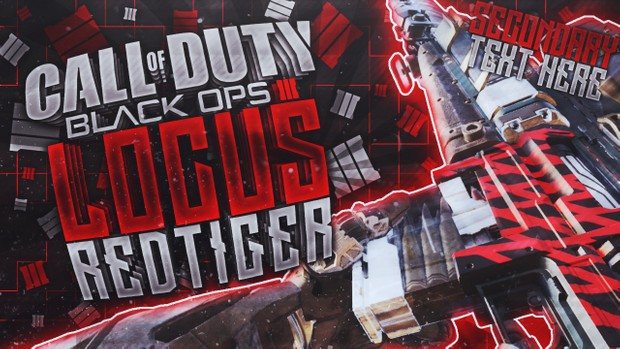 Locus - Red Tiger - Black Ops 3 - Thumbnail Singles Pack