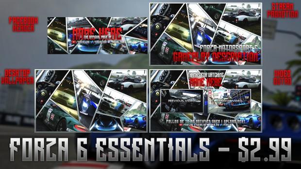 Forza Motorsport 6 - Essential Revamp