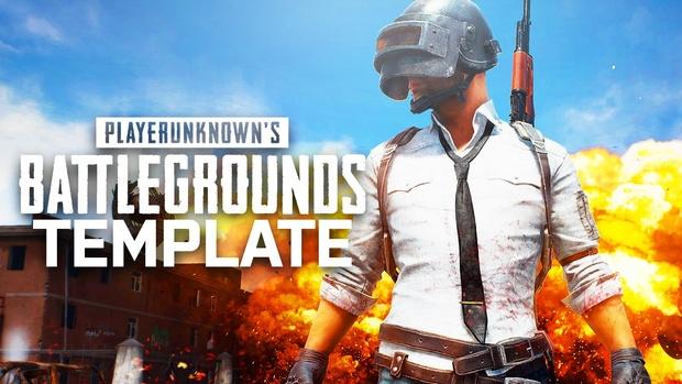 Playerunknown S Battleground Youtube Thumbnail Templ Acez