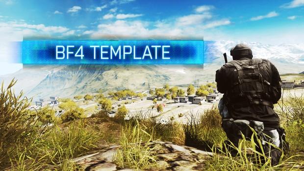 Battlefield 4 Thumbnail Pack