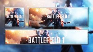 Battlefield 1 - FREE Social Media Supporter Revamp Pack (Freebie)