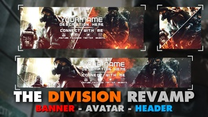 The Division - Revamp Pack