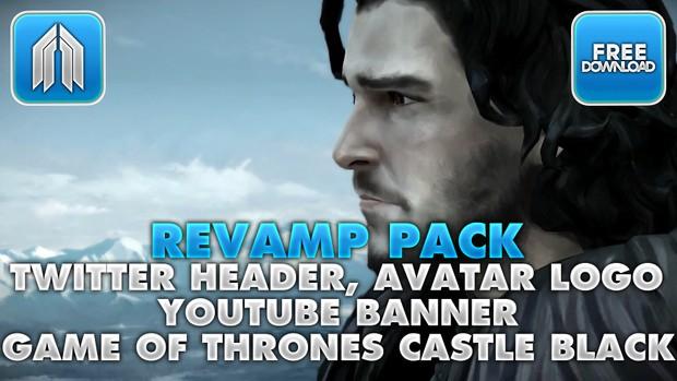 Revamp Pack - Game of Thrones - Castle Black - Telltale