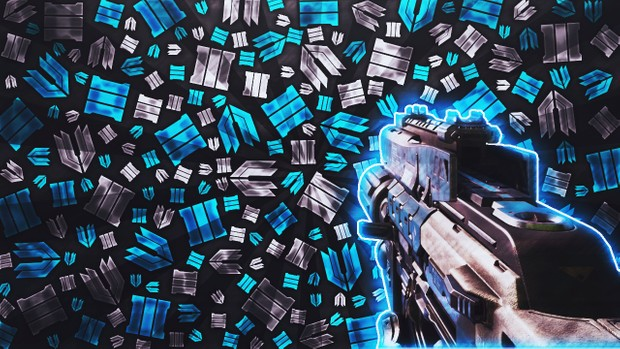 Black Ops 3 Weapon Transparent Images Pack - All Regular Weapon Cut Out Renders