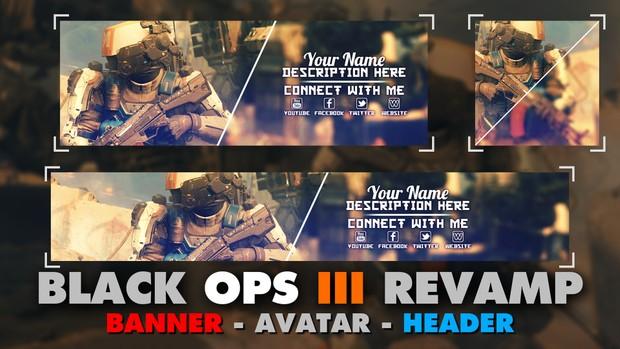 Black Ops III - #2 - Revamp Pack