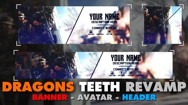 Battlefield 4 - Revamp Pack - Dragons Teeth DLC
