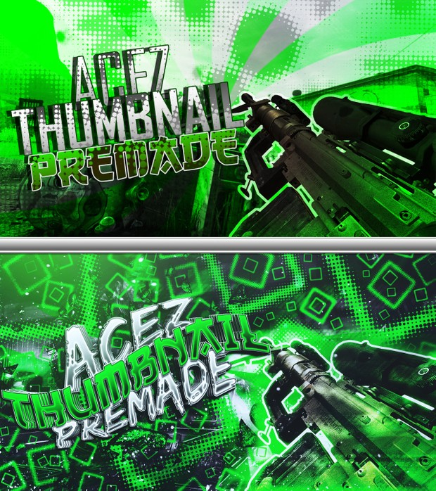 Thumbnail Pack V1 Revamped
