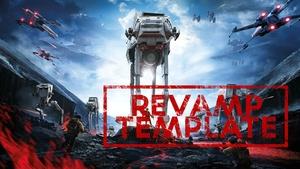 Star Wars Battlefront - Ultimate Twitter Revamp Pack - 8 Design in 1 Free Pack