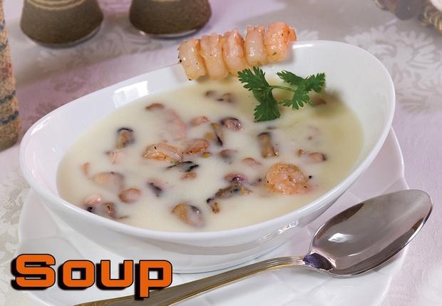 Soup Chapter فصل الشوربات