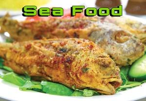 Sea Food Chapter فصل الأسماك