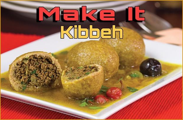 Kibbeh Chapter فصل الكبة