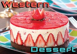 Western Dessert Chapter فصل الحلويات الغربية