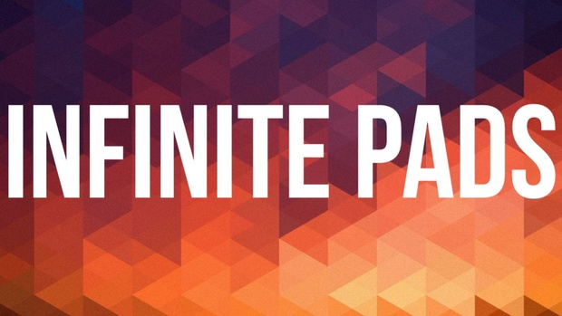 Infinite Pads - New Mainstage Pads Template